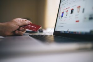 Website security when shopping online