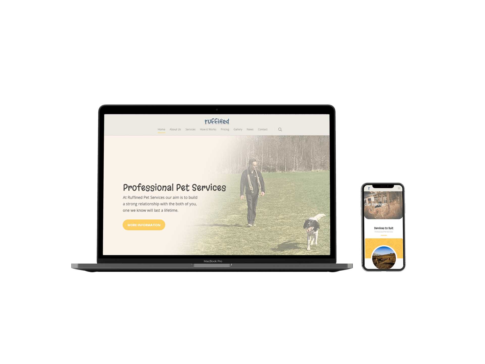 Ruffined Pet Services Featured Image